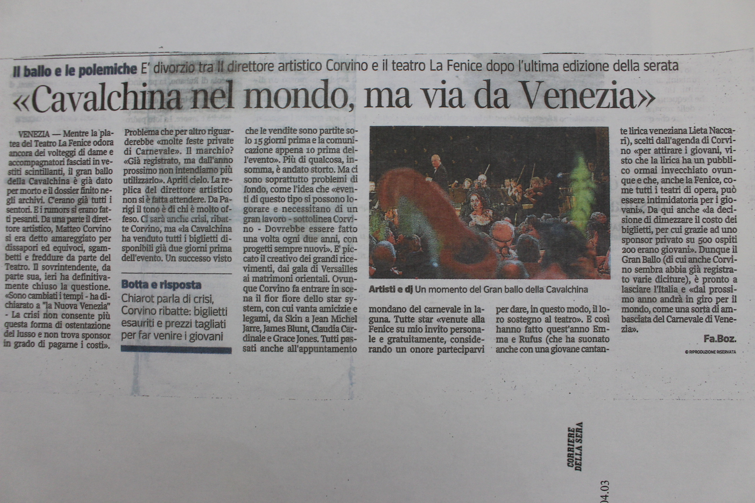 Corriere della Sera 04:03:2014