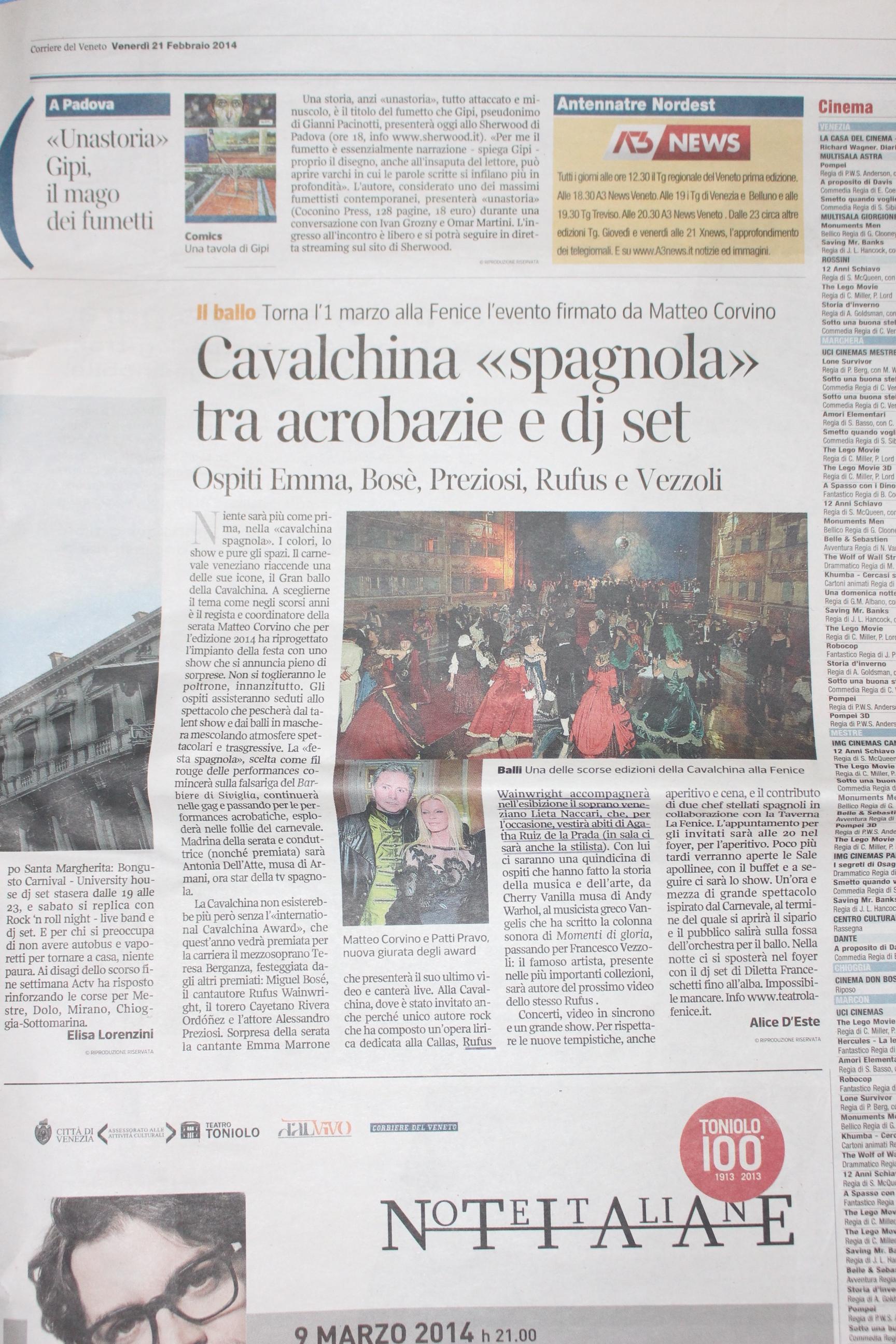 Corriere della Sera 21:02:2014